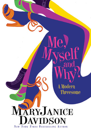 Me, Myself and Why? (Cadence Jones, #1)