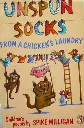 Image result for unspun socks from a chicken's laundry