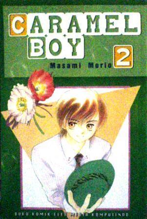 Caramel Boy Vol. 2