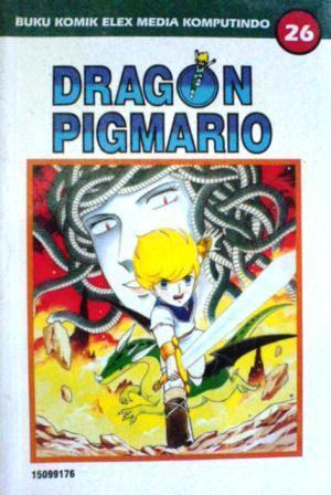 Dragon Pigmario Vol. 26