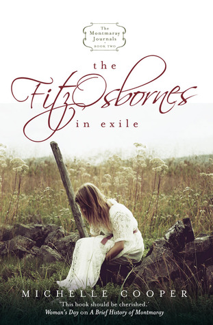 The FitzOsbornes in Exile (The Montmaray Journals, #2)