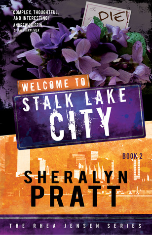 Welcome to Stalk Lake City(Rhea Jensen 2) EPUB