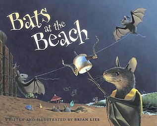 Book Review: Brian Lies' Bats at the Beach