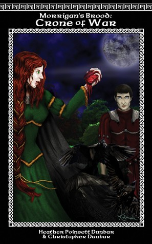 Crone of War (Morrigan's Brood, #2)