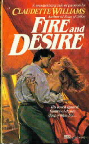 Fire and Desire by Claudette Williams