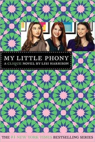 My Little Phony by Lisi Harrison