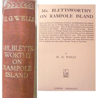 Mr. Blettsworthy On Rampole Island