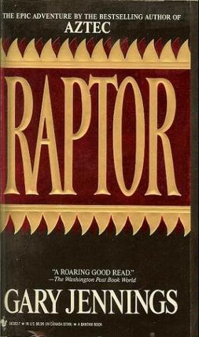 Raptor by Gary Jennings