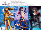 Final Fantasy X 2 Visual Arts Collection