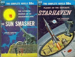 Starhaven / The Sun Smasher by Ivar Jorgenson