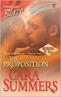 The Proposition (Risking It All #1) (Harlequin Blaze #184)