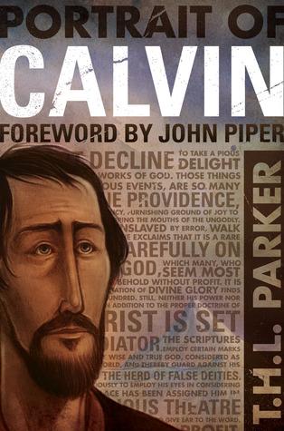 Portrait of Calvin by Thomas Henry Louis Parker