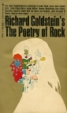 Richard Goldstein's The Poetry of Rock