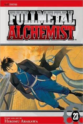 Fullmetal Alchemist, Vol. 23 by Hiromu Arakawa