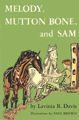 Melody, Mutton Bone, and Sam