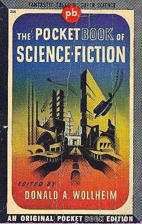 The Pocket Book of Science-Fiction, Wollheim, Donald A. (Editor)