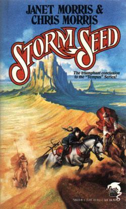 Storm Seed by Janet E. Morris