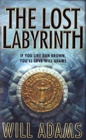 The Lost Labyrinth (Daniel Knox, #3)