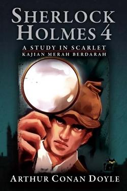 Sherlock Holmes: Kajian Merah Berdarah - A Study In Scarlet