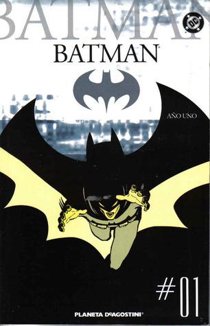 Batman Año Uno (Primer Coleccionable Batman #01 de 40)