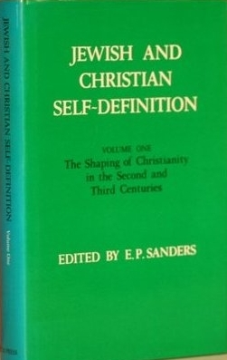 Jewish and Christian Self-Definition (ePUB)