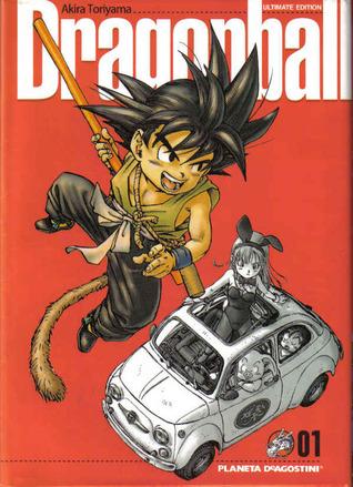 Dragon Ball: Ultimate Edition, volumen 1 (de 34)
