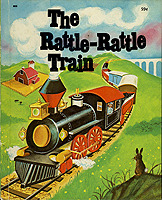 The Rattle-Rattle Train by Darlene Geis