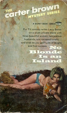 Download Epub No Blonde Is an Island