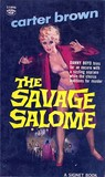Savage Salome by Carter Brown