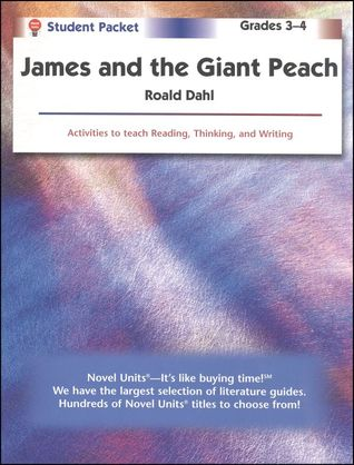 James and the Giant Peach by Roald Dahl by Jean Jamison
