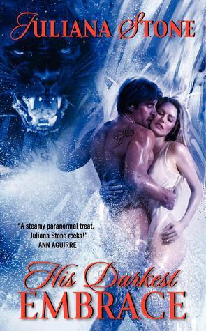 His Darkest Embrace (Jaguar Warriors, #2)
