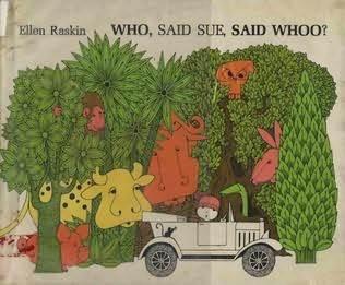 Who, Said Sue, Said Whoo?