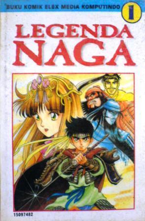 Legenda Naga Vol. 1