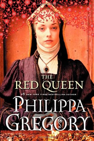 The Red Queen (The Plantagenet and Tudor Novels, #3)