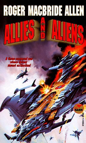 Allies and Aliens (Allies & Aliens, #1-2)