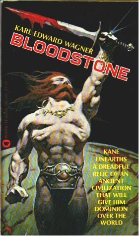 Bloodstone by Karl Edward Wagner