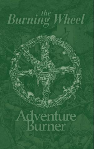 Adventure Burner by Luke Crane