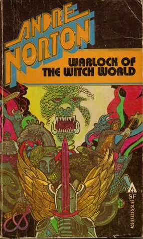 Warlock of the Witch World (Witch World Series 1: Estcarp Cycle, #4)