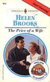 The Price of a Wife by Helen Brooks