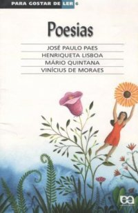 Poesias - Para Gostar de Ler - Volume 6