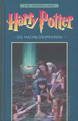 Harry Potter og Halvblodsprinsen (Harry Potter # 6)