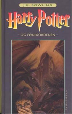 Harry Potter og Fønixordenen (Harry Potter #5)