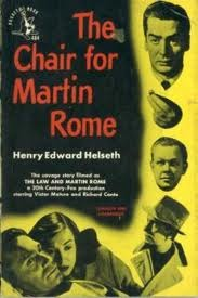The Chair for Martin Rome