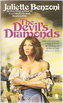 The Devil's Diamonds (Le Gerfaut, #2)
