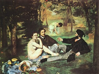 Manet And The French Impressionists: Pissaro  Claude Monet  Sisley  Renoir  Berthe Morisot  Cézanne  Guillaumi