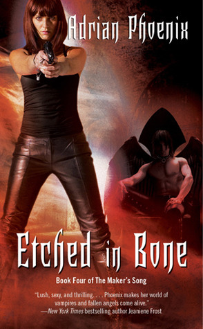 Etched in Bone by Adrian Phoenix