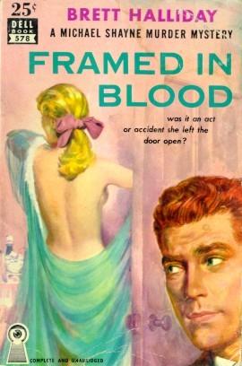 Framed in blood by brett halliday 8880592 fandeluxe Document