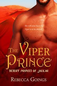 The Viper Prince by Rebecca Goings