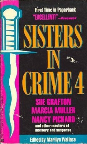Sisters in Crime 4 by Marilyn Wallace