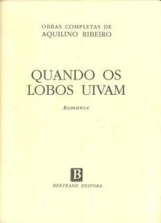 Quando Os Lobos Uivam by Aquilino Ribeiro